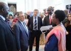 Dott. Vito Pignatelli - Rappresentanti dell'Unione Africana